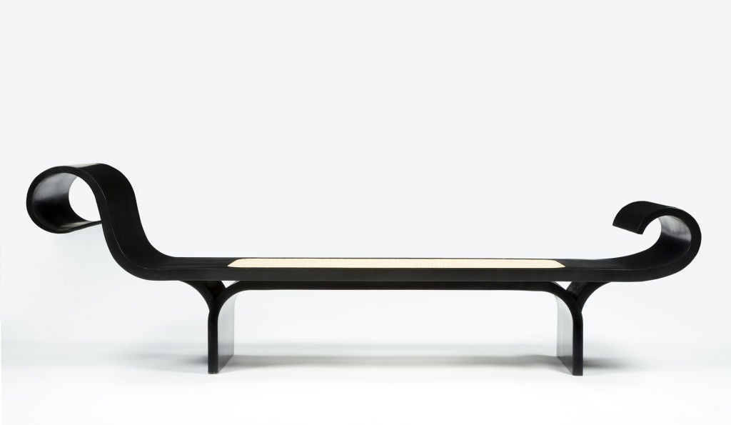 Quot Marquesa Quot Bench By Oscar Niemeyer At 1stdibs