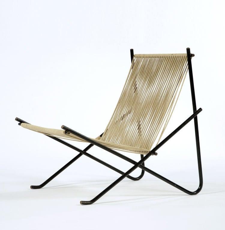 """Holscher"" Chair by Poul Kjaerholm, Denmark, 1952 2"