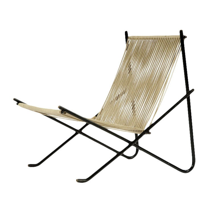 """Holscher"" Chair by Poul Kjaerholm, Denmark, 1952 1"