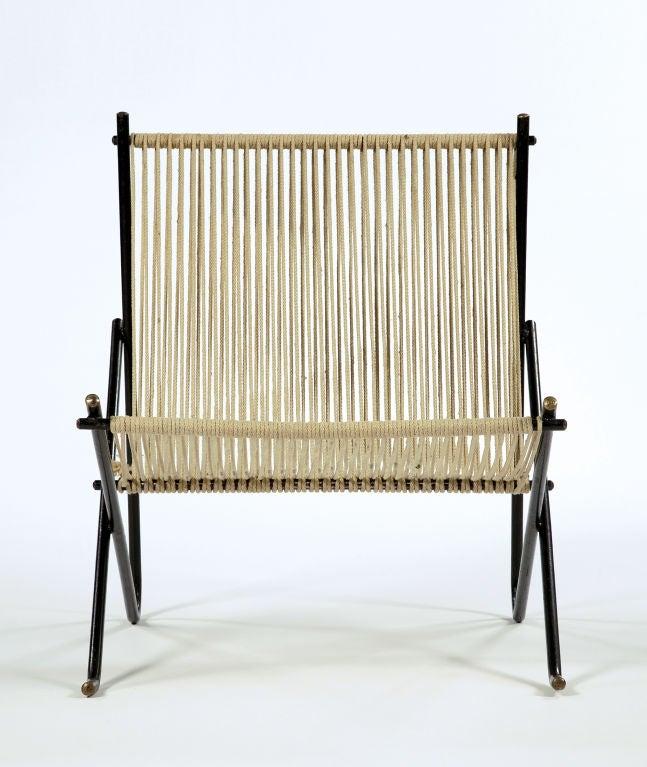 """Holscher"" Chair by Poul Kjaerholm, Denmark, 1952 3"