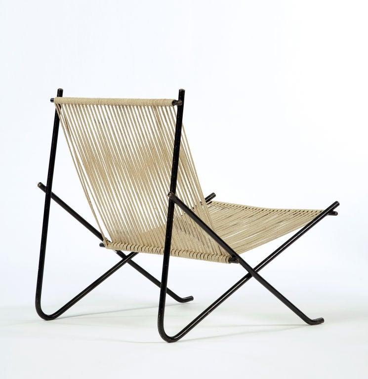 """Holscher"" Chair by Poul Kjaerholm, Denmark, 1952 4"