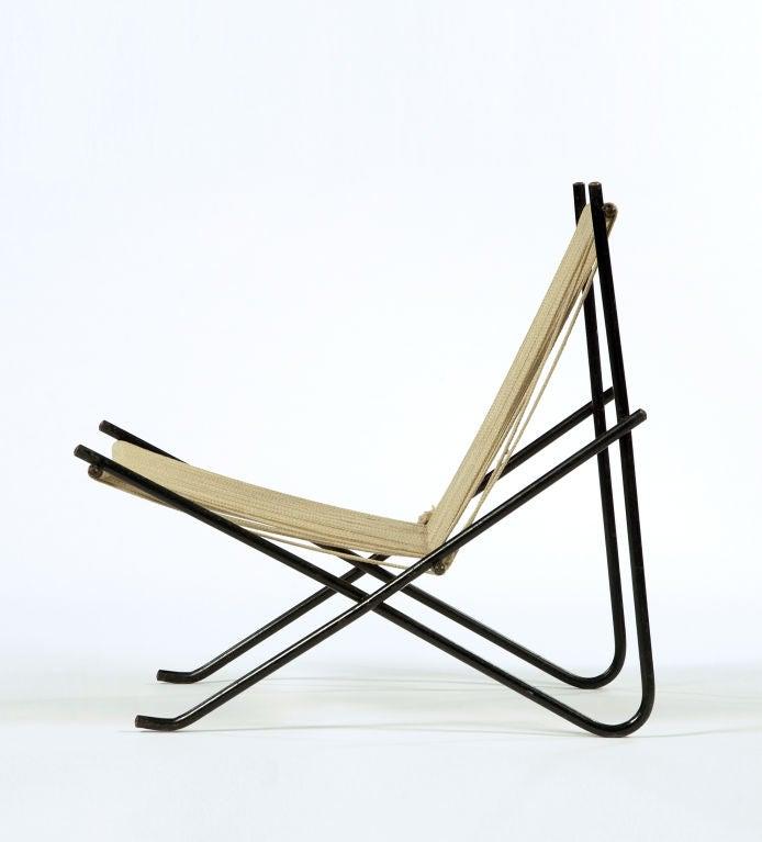 """Holscher"" Chair by Poul Kjaerholm, Denmark, 1952 5"