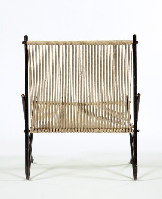 """Holscher"" Chair by Poul Kjaerholm, Denmark, 1952 6"