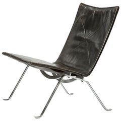 PK 22 Lounge Chair by Poul Kjærholm, Denmark, circa 1956
