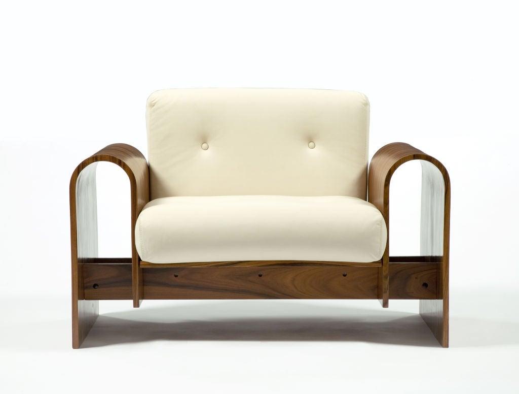 Lounge Chair By Oscar Niemeyer At 1stdibs