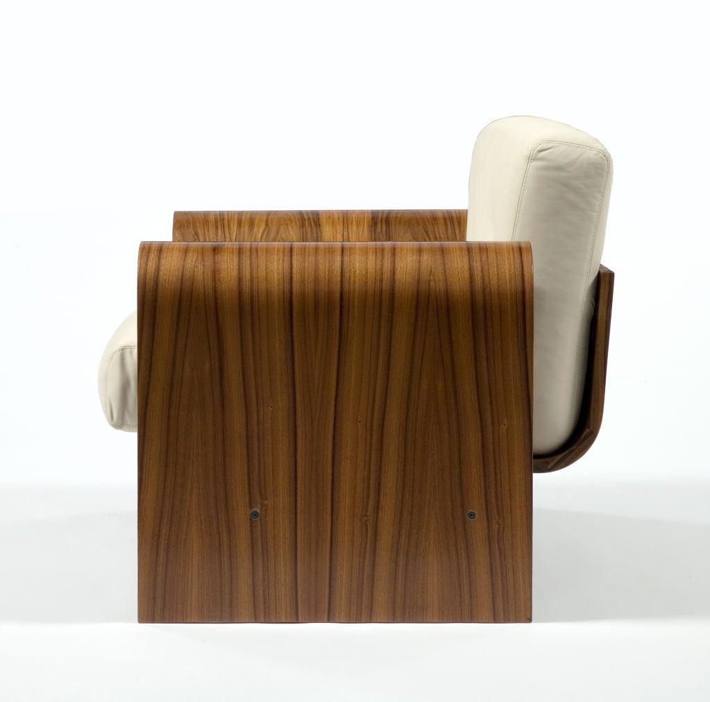 Brazilian Lounge Chair by Oscar Niemeyer For Sale