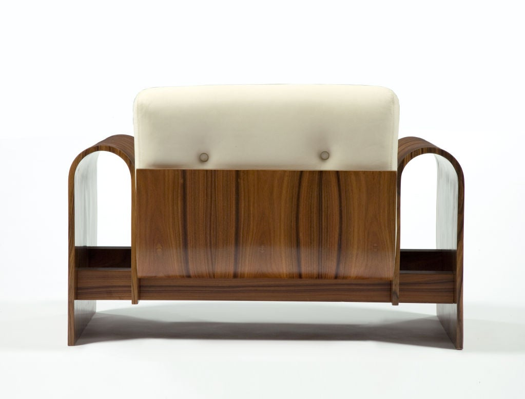 Contemporary Lounge Chair by Oscar Niemeyer For Sale