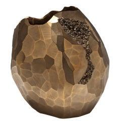 Unique vase by David Wiseman