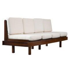 Brazilian four-seat sofa