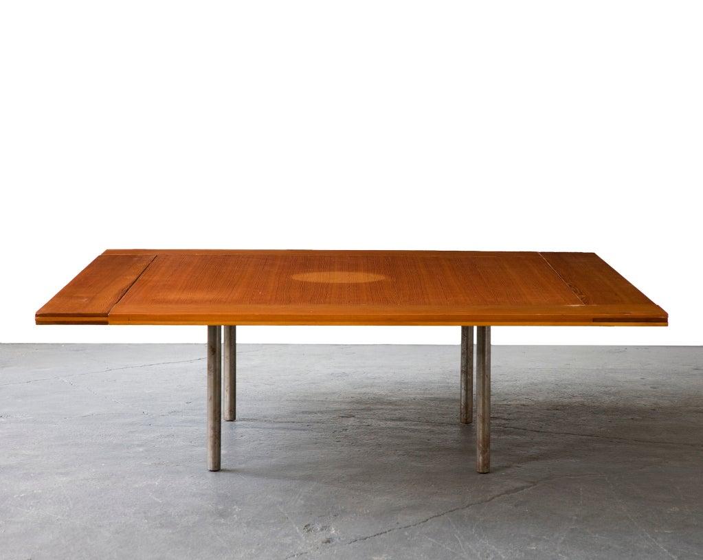 Rare Pk-43 Table by Poul Kjaerholm, Denmark, 1956 2