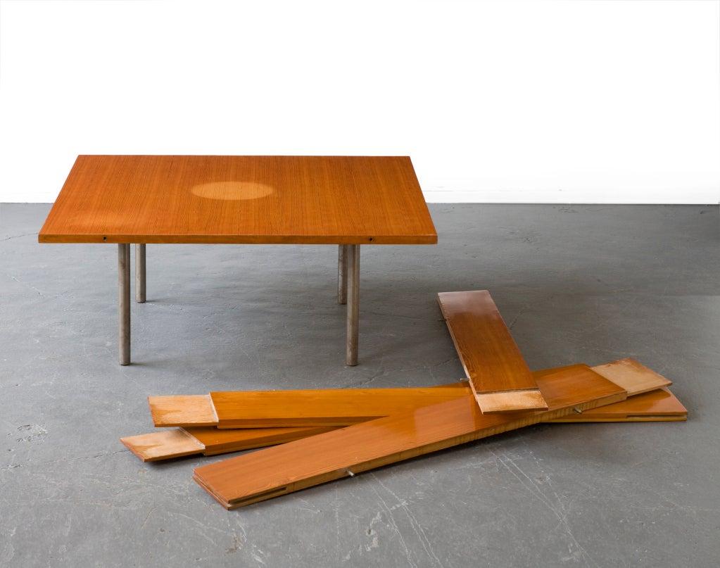 Rare Pk-43 Table by Poul Kjaerholm, Denmark, 1956 6