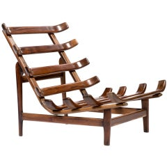 Lounge chair by Carlo Hauner and Martin Eisler