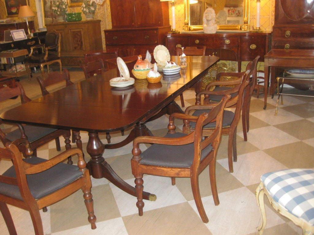 set of eight 19th century anglo indian dining armchairs at 1stdibs