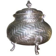American Tiffany Sterling Silver Tureen