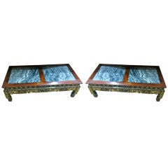 Pair of 19th Century Chinese Tables