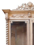 Antique Oak Armoire image 5