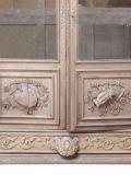 Antique Oak Armoire image 6