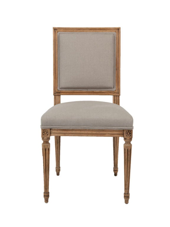 Vintage Louis XVI Chair At 1stdibs