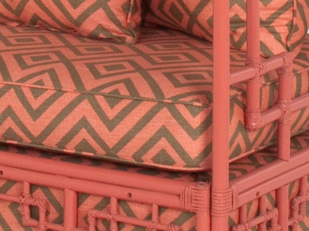 Vintage Fretwork Daybed For Sale 4