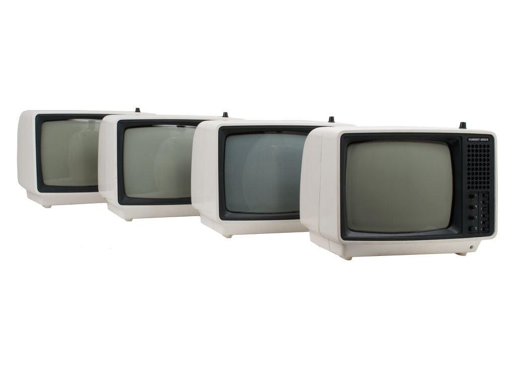 Vintage Soviet Television For Sale 2
