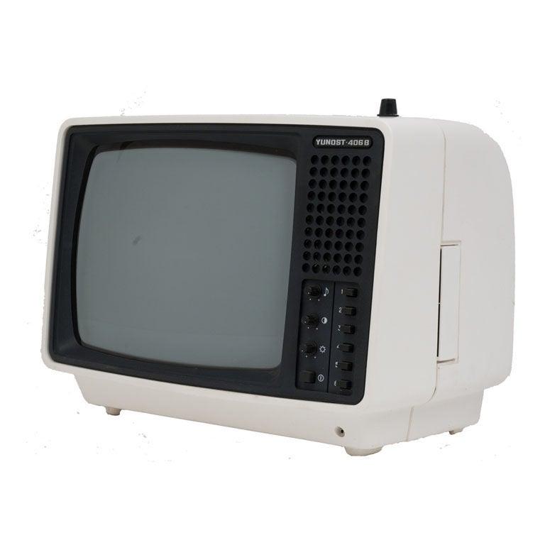 Vintage Soviet Television For Sale