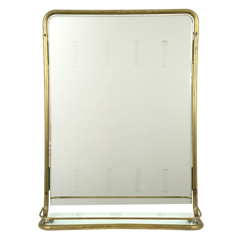 Vintage yacht mirror at 1stdibs for Mirror yacht