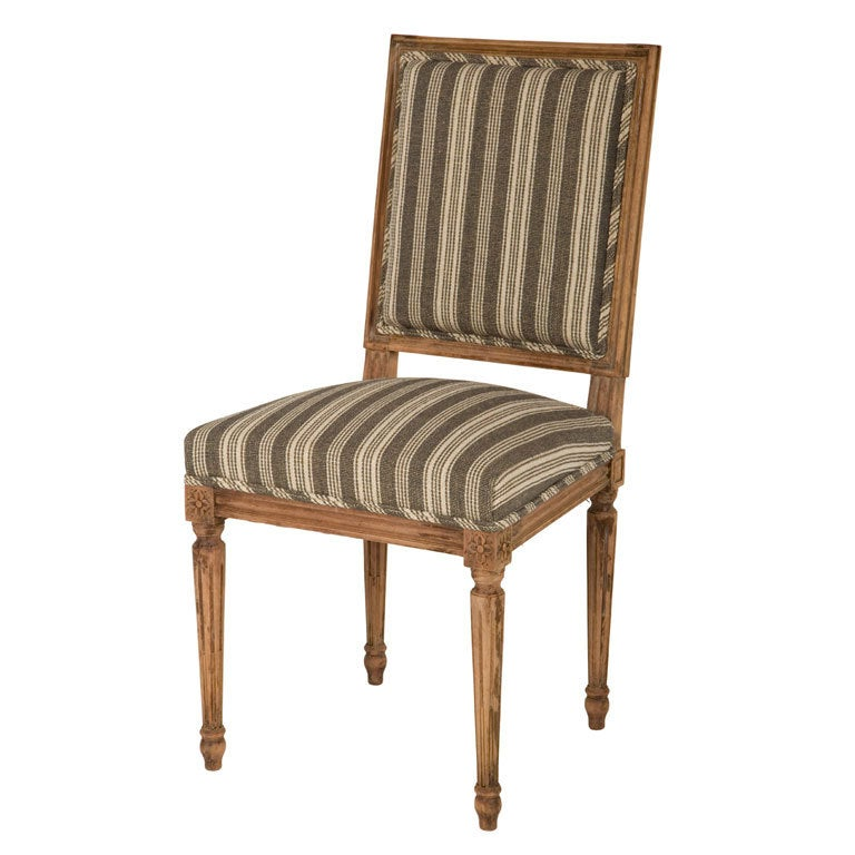 Antique Louis XVI Dining Chair At 1stdibs