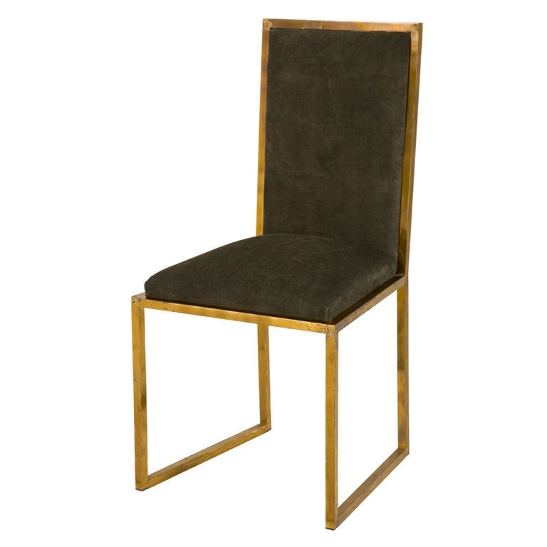vintage parsons dining chair at 1stdibs