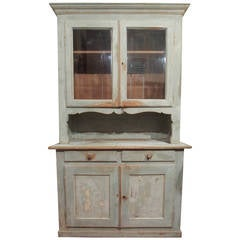 19th Century Buffet a Deux Corps
