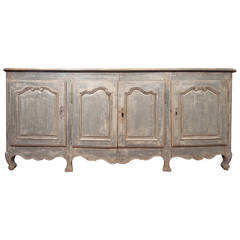 18th Century Painted Enfilade
