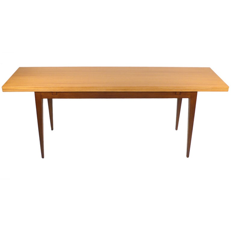 Dunbar Flip Top Console Table at 1stdibs : XXX1 from 1stdibs.com size 768 x 768 jpeg 19kB