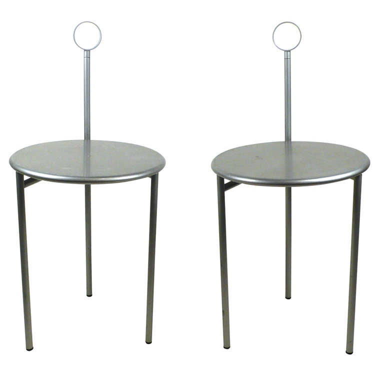 Philippe starck mickville chairs at 1stdibs for Philippe starck tables