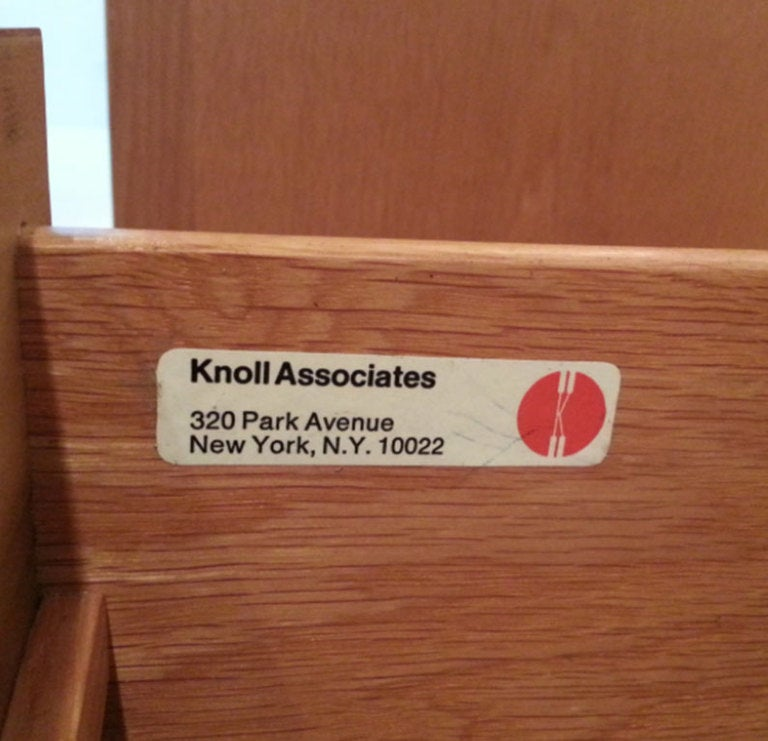 Florence knoll dresser at 1stdibs for Knoll associates