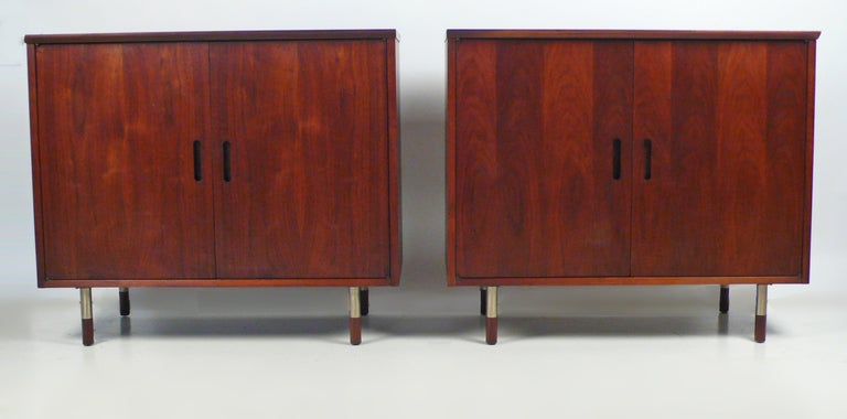 Scandinavian Modern Jack Cartwright for Founders Cabinet For Sale