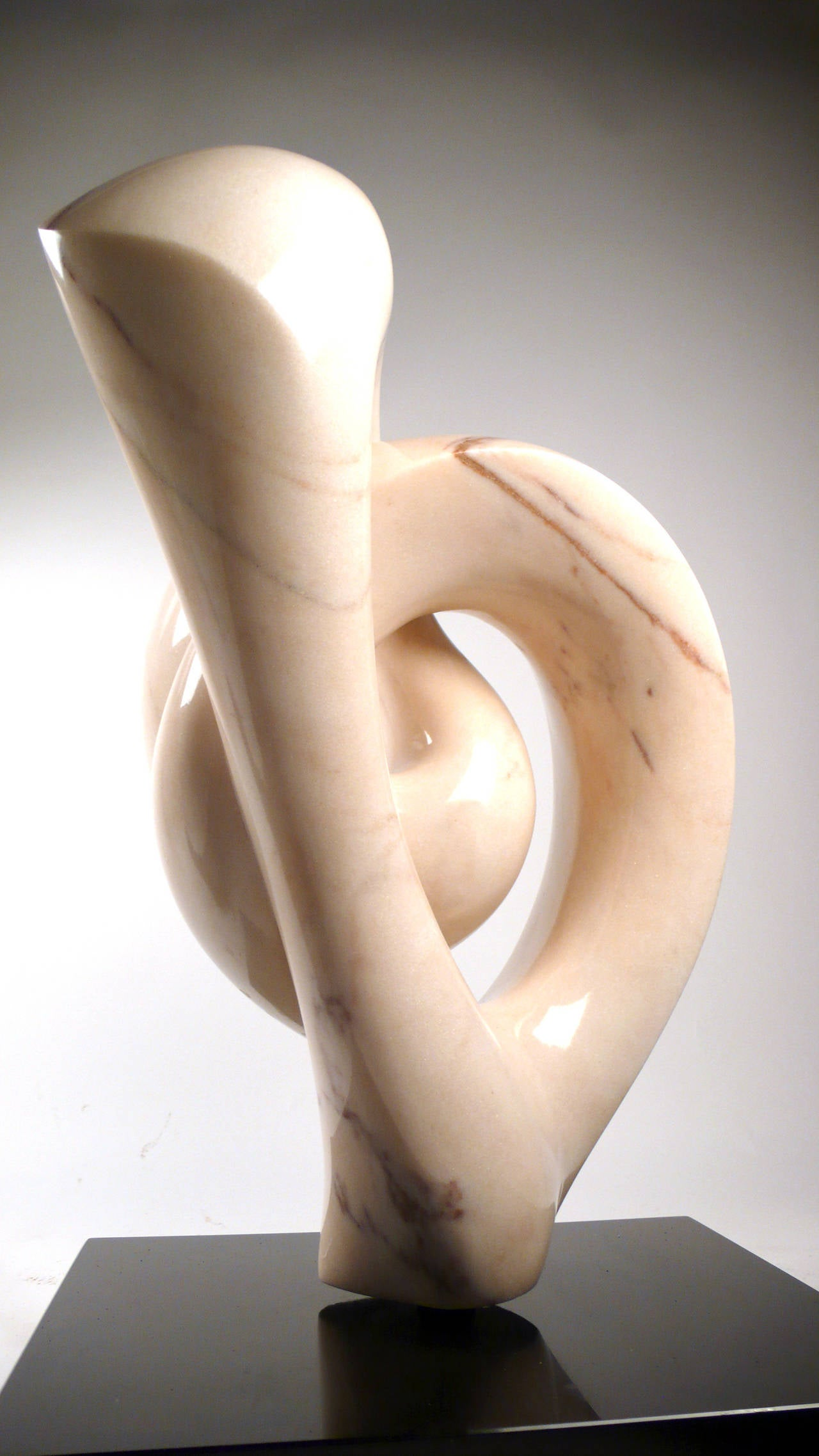 20th Century Abstract Marble Sculpture  For Sale