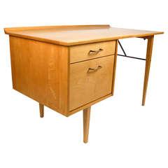 Early Milo Baughman Desk