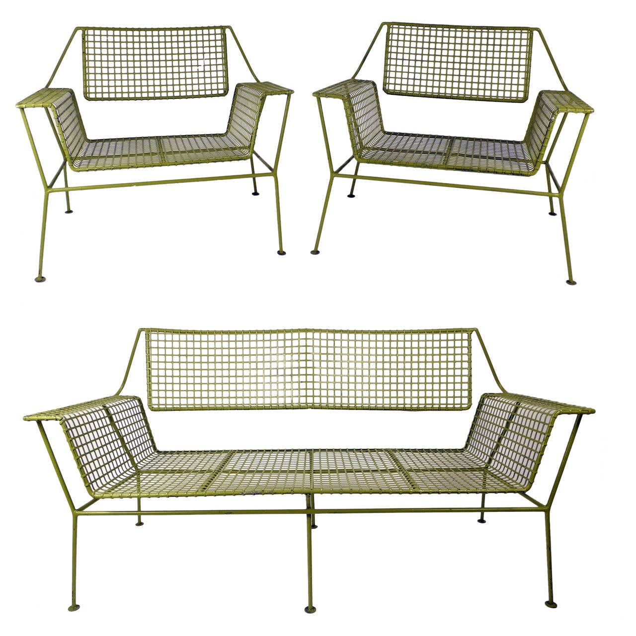 Salterini Modernist Patio Set At 1stdibs