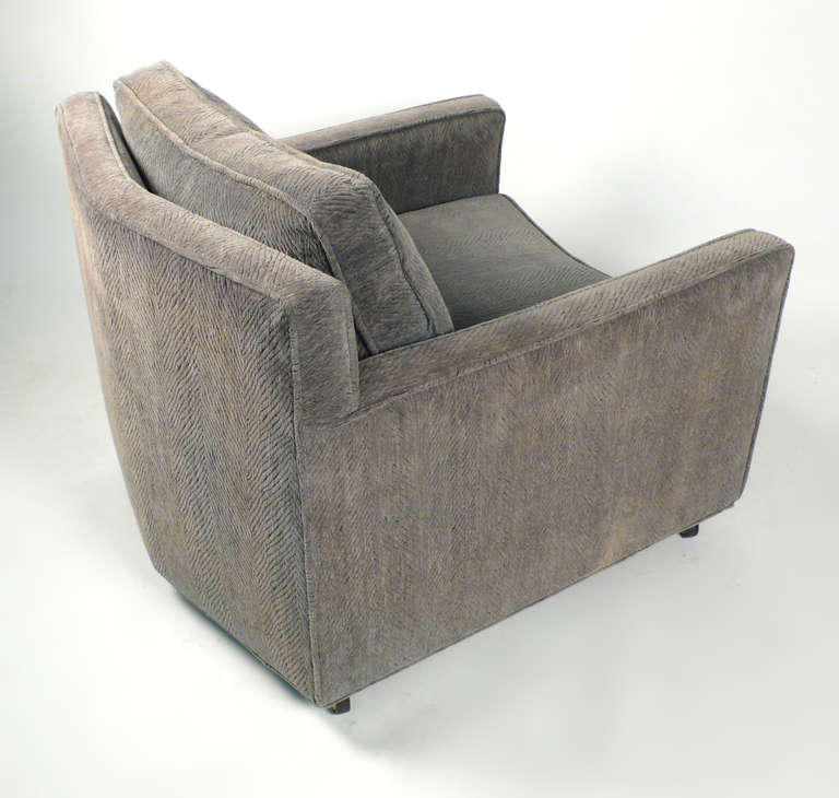 Club Chairs by Harvey Probber In Good Condition For Sale In Dallas, TX
