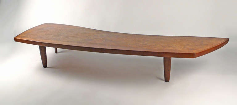 Cocktail Table Designed by George Nakashima 3