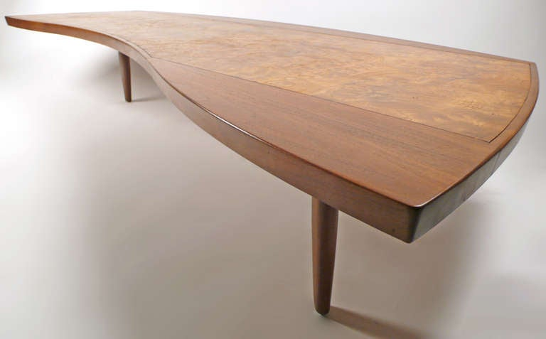 Cocktail Table Designed by George Nakashima 5