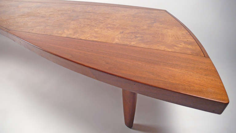Cocktail Table Designed by George Nakashima 6