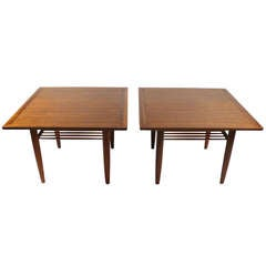 Side Tables by George Nakashima