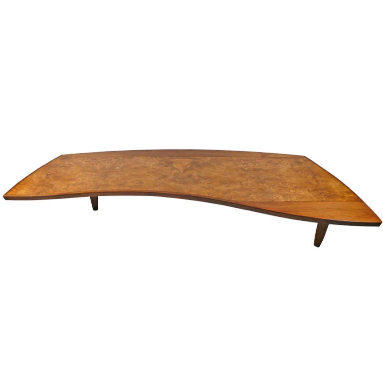 Cocktail Table Designed by George Nakashima