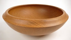 Spanish Chestnut Hand-turned Bowl