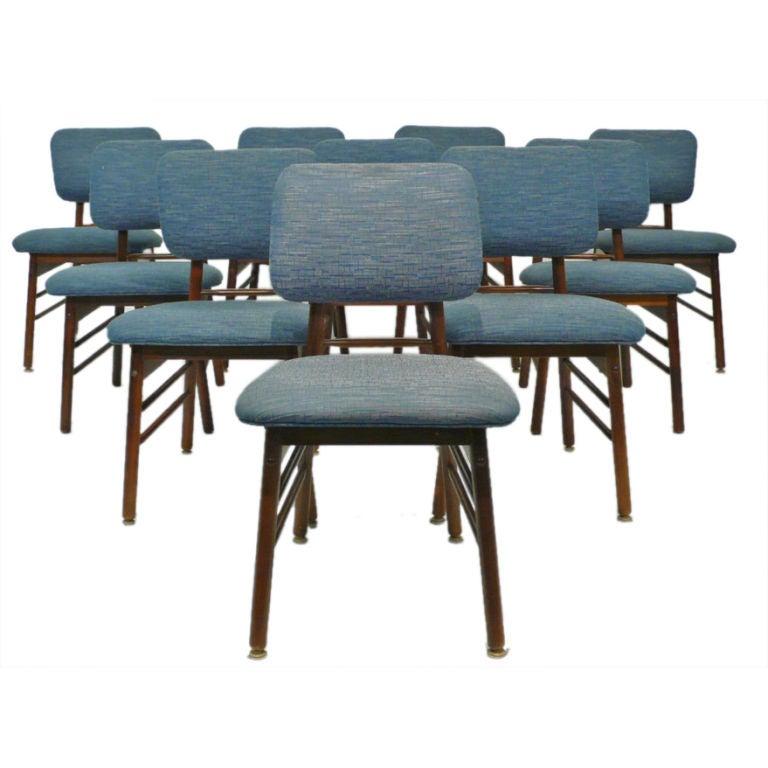 Dining chairs greta m grossman for glenn of california