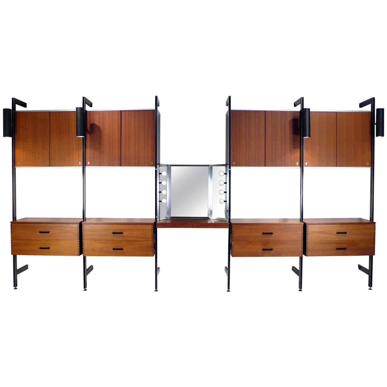 George Nelson CSS Wall Unit for Herman Miller