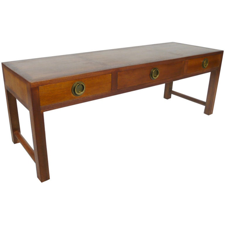 Unique Edward Wormley Coffee Table For Dunbar At 1stdibs
