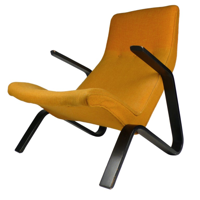 Early Grasshopper Chair by Eero Saarinen For Sale