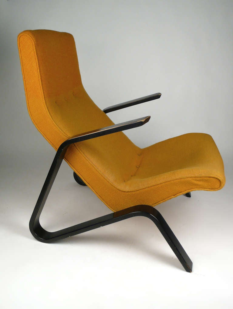 Mid-Century Modern Early Grasshopper Chair by Eero Saarinen For Sale