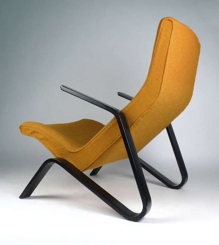 American Early Grasshopper Chair by Eero Saarinen For Sale